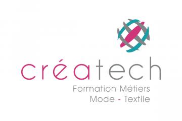 créatech logo réseau